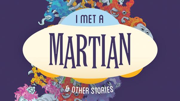 i met a martian web image